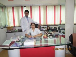 Dr Mayur & Dr Heena Dudhat
